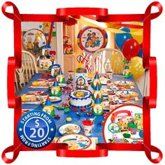 "Caillou Party Supplies Will Make Your Kids Start Singing ""You're getting to be a big boy, I'm just a kid who's four"". Caillou Party Supplies is one of the most popular kids' birthday party themes of all times. So, if you were searching for Discount Caillou Birthday Party Supplies you've landed on the right page. - See more at: http://www.kidspartystore.org/Caillou-Party-Supplies.html#sthash.8ESshww1.dpuf"