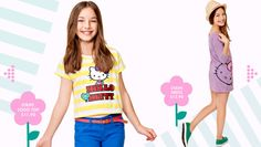 F21 x Hello Kitty Spring 2012 Collection
