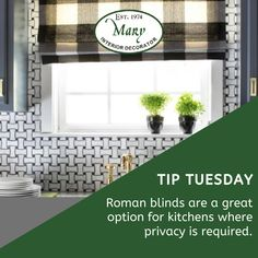 If privacy is a concern, investigate screening materials that let you see out but allow some daylight to pass while blocking views from the outside. You can try café curtains, roman blinds or fabric roller shades using translucent or woven materials. For more information contact Nikos or visit us at Shop 6A Illovo Square Shopping Centre or call 011 268 0329 / e-mail nikos@marysinteriors.co.za. #marysinteriors #curtains #blinds #surroundyourselfincomfort #interiordesign #decor #design Roller Shades, Interior Decorating, Interior Design, Roman Blinds, Shutters, Centre, Mary, Curtains, Tips
