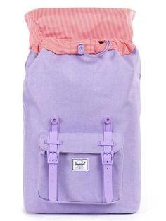 0c7767b0d24 Buy Herschel Little America Mid Volume Rubber Backpack online at blue-tomato .com