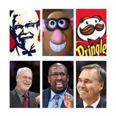 Lakers coaches alter egos