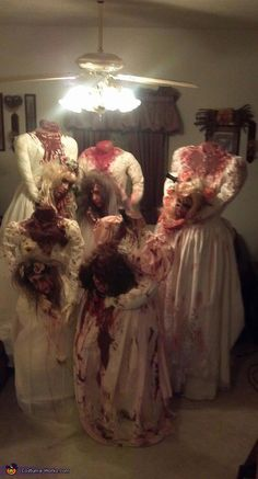Headless Brides. Epic.