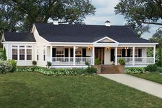 ranch style home Best Ranch House / Barn Home / Farmhouse Floor Plans . ranch style home Modular Home Floor Plans, House Floor Plans, Brick Ranch House Plans, Ranch Home Plans, Simple Ranch House Plans, Ranch Style Floor Plans, Modular Home Designs, Style At Home, Remodeling Mobile Homes