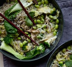 Veggie Pho Noodle Bowl | 12 Best Recipes for Breaking Passover, Because Bread | Bustle