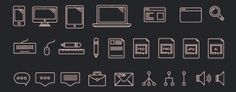 othericons 620x244 Best Free Minimal Icon Sets