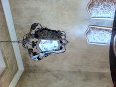 Plaster walls and lantern light ...