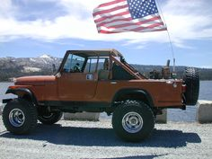 1981 Jeep CJ8 Born the same year as me! We were meant to be together!