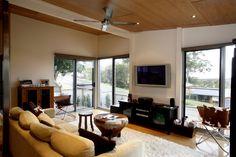 A beautiful interior by Living Green Designer Homes. #interior #design #homes