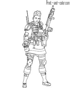 10 Best APEX LEGENDS COLORING PAGES images in 2019