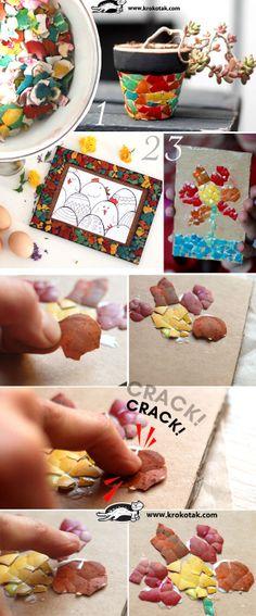 eggshell mosaic, eggshel mosaic