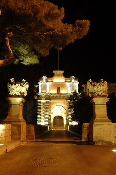 Wander around the island at night, exploring its many legends during our Night Tours!