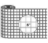 4x4 Utility Panel, 20' long, 6 gauge, .192 dia, x 3'H $35