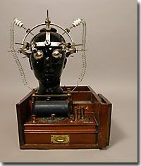 antique electric shock device - Google Search