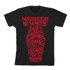 Coffin Black : FEAR : Motionless In White