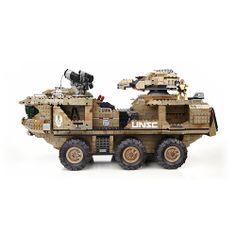 "Mega Bloks Halo UNSC Mammoth - MEGA Brands - Toys ""R"" Us"