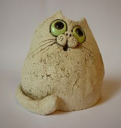 Ceramic favors - Prinart creations by Marco Bomboniere in ceramica – Prinart creazioni di Marco Prina Ceramic favors – Prinart creations by Marco Prina - Pottery Animals, Ceramic Animals, Clay Animals, Ceramic Clay, Ceramic Pottery, Cerámica Ideas, Clay Cats, Plaster Art, Deco Nature