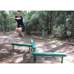 Southern Recreation offers interactive outdoor fitness equipment, perfect for any park or amenity center. Training Equipment, No Equipment Workout, Outdoor Fitness Equipment, Outdoor Workouts, Running Training, Southern, Glasses, Eyewear, Eyeglasses