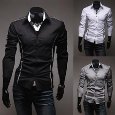 2d51f214 29 Best Men's Shirt images | Casual button down shirts, Casual ...