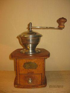 Kaffeemühle der Fa. Lehnartz ca.1910/20 - Coffee Grinder