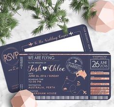 Wonderful Photos Trendy Wedding Invitations Travel Theme Brides Concepts Wedding Invitation Cards-Our Methods Once the time of one's wedding is set and the Place is booked Wedding Cards, Wedding Events, Wedding Ceremony, Our Wedding, Dream Wedding, Trendy Wedding, Wedding Ideas, Wedding Beach, Wedding Inspiration