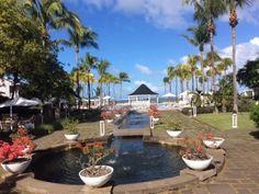 🌴 Temps réel : un matin à l'hôtel Heritage Le Telfair Golf & Wellness Resort★★★★★