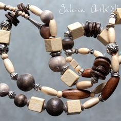We also realize our work designing and performing jewelry Suggestions of our customers inspire us to work. Our wooden beads are characterized by individuality and unique Wooden Beads, Coral, Beaded Bracelets, Jewelry, Jewlery, Jewerly, Pearl Bracelets, Schmuck, Jewels