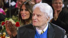Please pray for Billy Graham, who seems close to going home to be with the Lord.