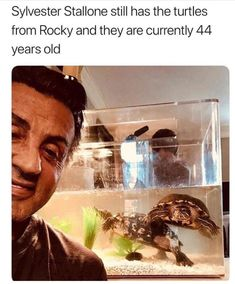 Sylvester Stallone still has the turtles from Rocky and they are currently 44 years old – popular memes on the site Funny Af Memes, Wtf Fun Facts, Random Facts, Strange Facts, Crazy Facts, Funny Facts, Memes Of The Day, Sylvester Stallone, Fresh Memes