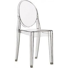 philippe starck for kartell louis host chair genuine in home