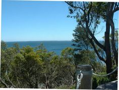 Expansive water views from house and deck - metung