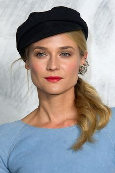 Diane Kruger | Kibbe Dramatic Classic