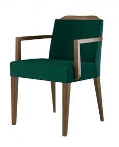 Modern Armchair Back Height 890mm Depth 570mm Width 560mm Seat