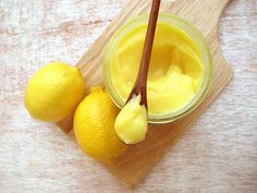 Make your own lemon curd