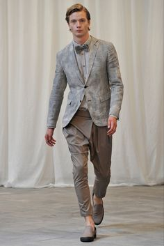 Messagerie - Men Fashion Spring Summer 2015 - Shows - Vogue.it