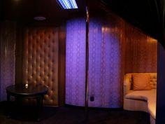 Pokój Prywatny w klubie New Orleans gentlemen's Club