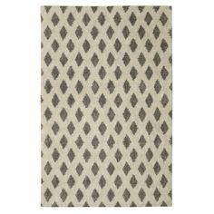 Mohawk Home Adona Brindle Beige Rectangular Indoor Woven Area Rug (Common: 8 x 10; Actual: 8-ft W x 10-ft L)