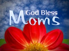 A mother is a blessing!