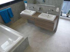 Die besten bilder von beton ciré house washroom und