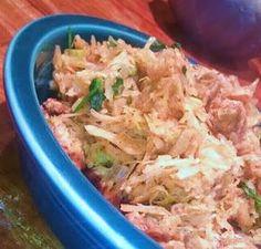 MY HCG DIET RECIPES: HCG Diet Phase 2 P2 recipe: Mexican chicken & cabbage