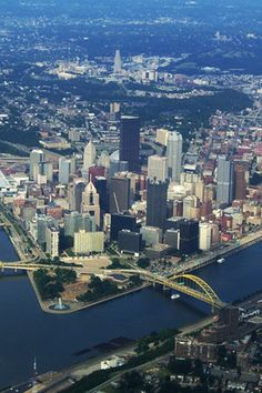 The Golden Triangle Pittsburgh, PA