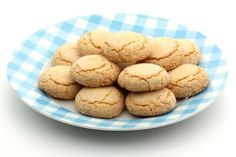 Crisp Amaretti | italianfoodforever.com | Yield: About 30 Cookies | This version is a little more crisp with a wonderful almond flavor.