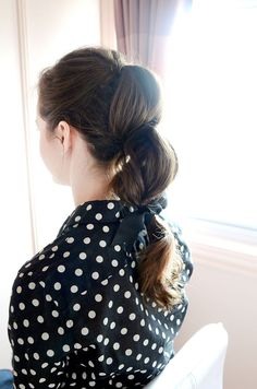 Looped Braid Hair Tu