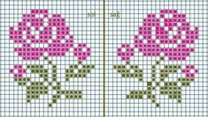 This post was discovered by Heike Deckert. Discover (and save!) your own Posts on Unirazi. Tiny Cross Stitch, Cross Stitch Cards, Cross Stitch Borders, Cross Stitch Alphabet, Simple Cross Stitch, Cross Stitch Flowers, Cross Stitch Designs, Cross Stitching, Cross Stitch Embroidery