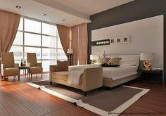 Blady świt.  Sypialnia w stylu nowoczesnym. Wskazówki #co? #gdzie? #zaile? można kupić znajdziecie na blogu rozowacegla.blogspot.com