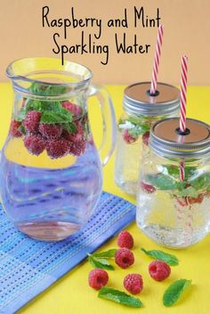 Raspberry and Mint S
