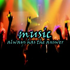 #music #answer #always