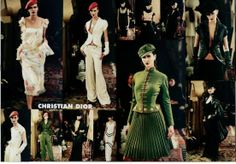 1999 - Galliano 4 Dior show