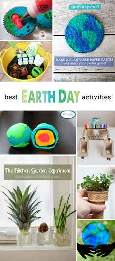 It's really too bad Earth Day doesn't get the same fanfare as Valentine's Day, Halloween, and the like. The shape our environment's in these days, we could certainly use a day where every family sits down and really talks to their children about the impact (both positive and negative) that they can have on the …