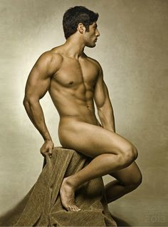 Think, that nude male lebanese models have