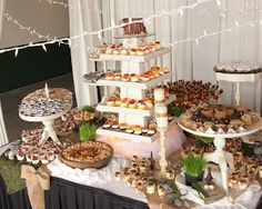 Have Your Friends And Family Help Out With Dessert At Your Reception - My Wedding Reception Ideas Blog